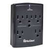 Alternate view 3 for NuGiant 5 Outlet Wall Mount Surge Protector