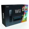 Alternate view 2 for Nintendo Wii Console with Super Mario Wii Game