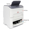 Alternate view 3 for OKI C110 Color Laser Printer 