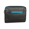 Alternate view 3 for Altego Coated Canvas Cyan Series Laptop Sleeve