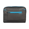 Alternate view 4 for Altego Coated Canvas Cyan Series Laptop Sleeve