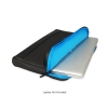 Alternate view 6 for Altego Coated Canvas Cyan Series Laptop Sleeve