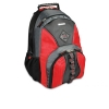 "Alternate view 2 for Samsill 15.6"" Microsoft Laptop Backpack Red"