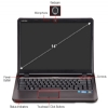 "Alternate view 5 for Dell Inspiron 14"" Core i3 500GB HDD Notebook"