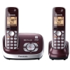 Alternate view 2 for Panasonic KX-TG6572R Digital Cordless Phone