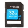 Alternate view 3 for Polaroid 32GB High Speed Class 10 SDHC Memory Card