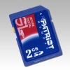 Alternate view 2 for Patriot 2GB Signature SD Card