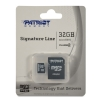 Alternate view 3 for Patriot 32GB Class 4 MicroSDHC Flash Card