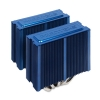Alternate view 4 for Phanteks Dual Heat Pipe Multi-Socket CPU Fan Blue