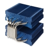 Alternate view 2 for Phanteks Dual Heat Pipe Multi-Socket CPU Fan Blue