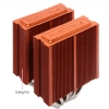 Alternate view 6 for Phanteks Dual Heat Pipe MultiSocket CPU Fan Orange