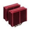 Alternate view 4 for Phanteks Dual Heat Pipe Multi-Socket CPU Fan Red