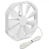 Alternate view 4 for Phanteks 140mm White Case Fan