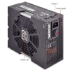 Alternate view 6 for XFX Pro P11000BELX 1000W Limited Black Edition Ful