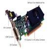 Alternate view 3 for PNY GeForce 210 1GB DDR3 PCIe 2.0 LP Video Card