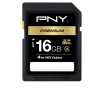 Alternate view 2 for PNY High Capacity 16GB SDHC Card