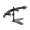"Alternate view 2 for Planar 997-6035-00 Triple Monitor Stand 15"" to 24"""