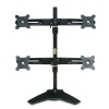 "Alternate view 5 for Planar 997-5602-00 Quad Monitor Stand 15-24"" LCD"