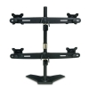 "Alternate view 7 for Planar 997-5602-00 Quad Monitor Stand 15-24"" LCD"