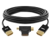 Alternate view 2 for PNY 3-in-1 HDMI Kit