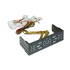 Alternate view 5 for Aerocool F6XT LED Display Fan Controller