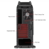 Alternate view 4 for Aerocool Strike-X GT-Bk Mid Tower Gaming Case