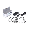 Alternate view 3 for Q-see QSS1250A 5AMP Camera 12V Power Adapter