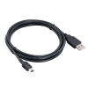 Alternate view 2 for Raygo 6ft USB A Male to Mini A Cable