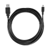 Alternate view 3 for Raygo R12-40814 12ft USB A Male to Mini A Cable 