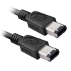 Alternate view 4 for Raygo 12ft IEEE 1394 6-Pin to 6-Pin Firewire Cable