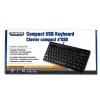 Alternate view 7 for Raygo R12-40860 Compact USB Keyboard