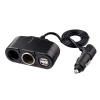 Alternate view 2 for Raygo 2 Port Auto Power Adapter w/ 2x USB Ports