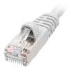 Alternate view 4 for Raygo 3ft Cat5e 350MHz Snagless Patch Cable Gray