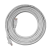 Alternate view 3 for Raygo 50ft Cat5e 350MHz Snagless Patch Cable Gray
