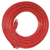 Alternate view 3 for Raygo 75ft Cat5e 350MHz Snagless Patch Cable Red