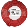 Alternate view 5 for Raygo 75ft Cat5e 350MHz Snagless Patch Cable Red