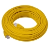 Alternate view 2 for Raygo 75ft Cat5e 350MHz Snagless Patch Cbl Yellow