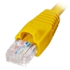 Alternate view 4 for Raygo 75ft Cat5e 350MHz Snagless Patch Cbl Yellow