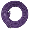 Alternate view 3 for Raygo 75ft Cat5e 350MHz Snagless Patch Cbl Purple