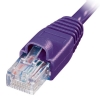 Alternate view 4 for Raygo 75ft Cat5e 350MHz Snagless Patch Cbl Purple