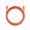 Alternate view 3 for Raygo 14ft Cat6 Snagless Crossover Cable Orange