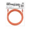 Alternate view 5 for Raygo 14ft Cat6 Snagless Crossover Cable Orange