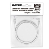 Alternate view 4 for Raygo 10ft Cat5e 90 Degree Snagless Patch Cbl Gray