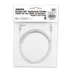 Alternate view 5 for Raygo 14ft Cat5e 90 Degree Snagless Patch Cbl Gray