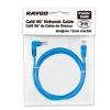 Alternate view 4 for Raygo 7ft Cat6 90 Degree Snagless Patch Cbl Blue
