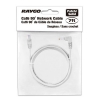 Alternate view 4 for Raygo 7ft Cat6 90 Degree Snagless Patch Cbl Gray