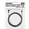 Alternate view 4 for Raygo 14ft Cat6 90 Degree Snagless Patch Cbl Black