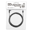 Alternate view 5 for Raygo 14ft Cat6 90 Degree Snagless Patch Cbl Black