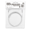 Alternate view 5 for Raygo 14ft Cat6 90 Degree Snagless Patch Cbl Gray