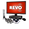 Alternate view 2 for Revo EZLink 16 Channels Security Camera System